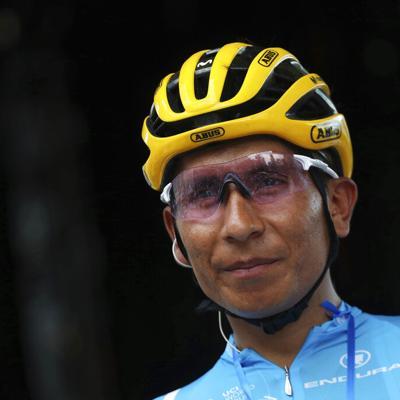 Atropellan a ciclista colombiano mientras entrenaba