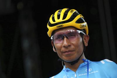 Colombia Cycling Quintana