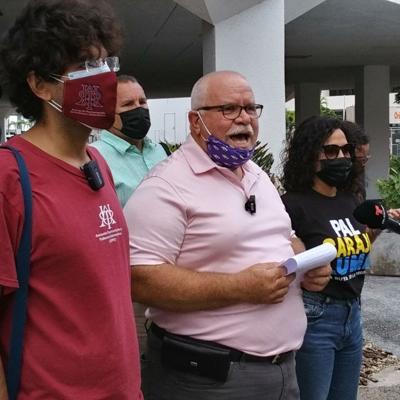 Frente Amplio Todo Puerto Rico contra LUMA se manifestará mañana en la Milla de Oro