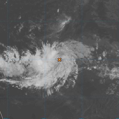 Vigilantes ante posible desarrollo de depresión tropical