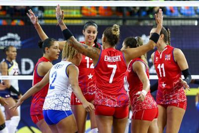 Puerto Rico se queda con la medalla de plata en la Copa Continental Norceca
