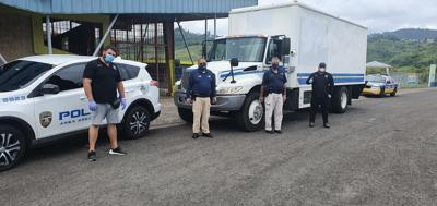 Policías Arecibo