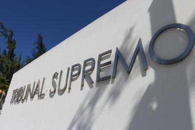 Se activa protocolo de Covid-19 en el Tribunal Supremo