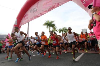 Vuelve el evento de recaudación de fondos Race for the Cure de la fundación Susan G. Komen