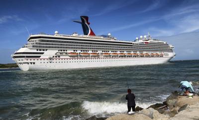 Virus Outbreak Cruises