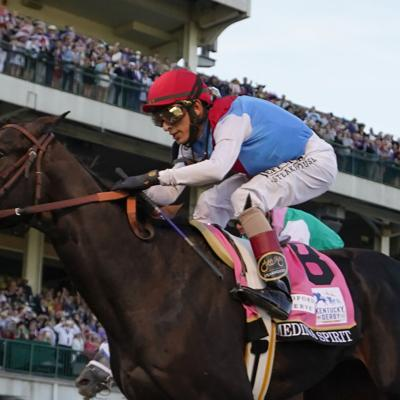 Medina Spirit sería descalificado del Kentucky Derby