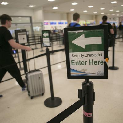 Gestionan la prohibición de vuelos a la Isla