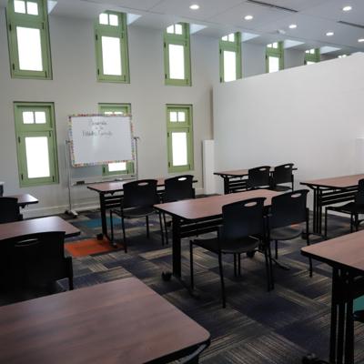 San Juan establece escuela temporera en la Biblioteca Carnegie