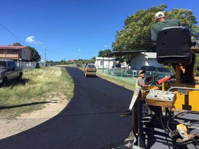 Inician trabajos de repavimentación en carreteras del área este