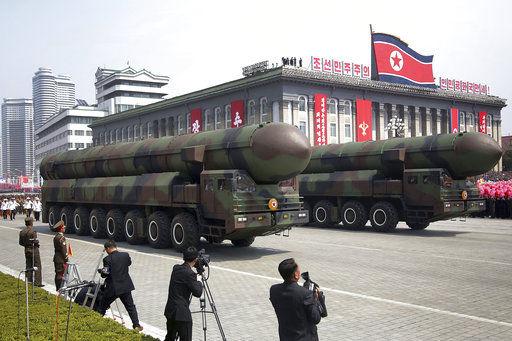Estados Unidos: Norcorea podría estar planificando tomar Surcorea