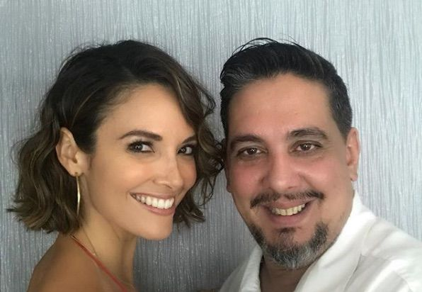 Clark Ivor y Denise Quiñones