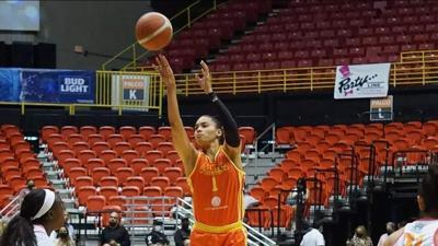 Las Gigantes aseguran un lugar en las semifinales del Baloncesto Superior Nacional Femenino