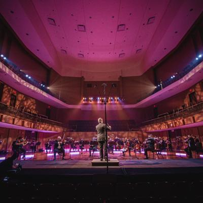 "Orquesta Sinfónica ofrece concierto ""Diálogo a distancia"""