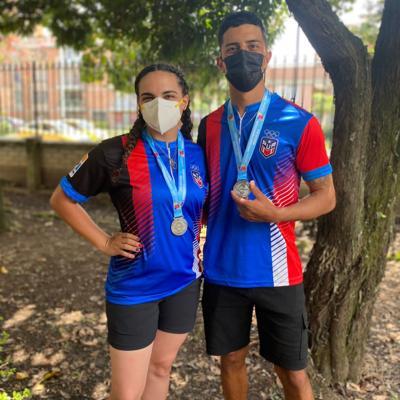 Dos medallas de plata para Puerto Rico en tiro con arco