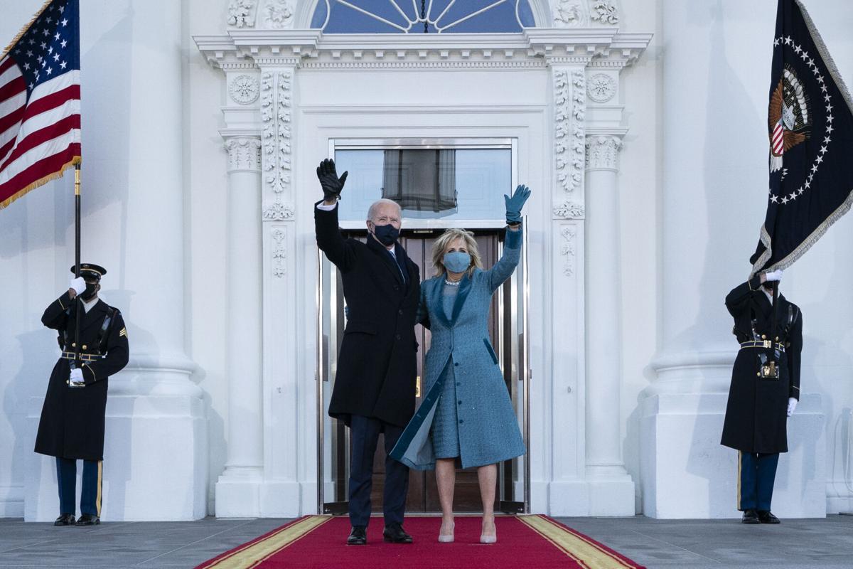 Inauguración Biden