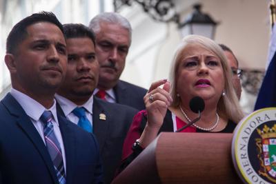 Rivera Schatz niega estar detrás de la candidatura de Wanda Vázquez