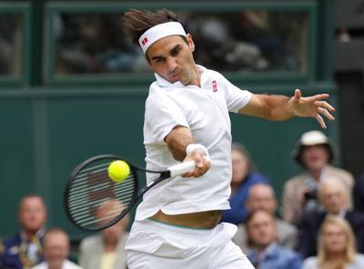 Federer y Djokovic despiden el 'Lunes Loco' de Wimbledon con victorias