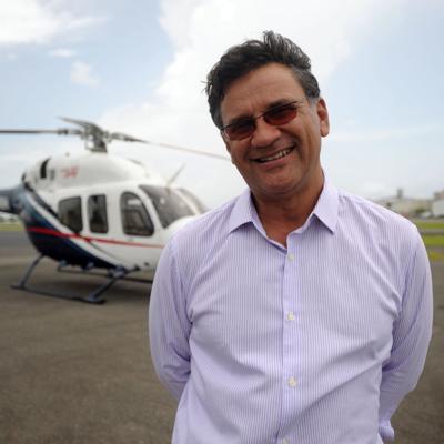 Para febrero juicio por fraude con helicóptero ambulancia aérea