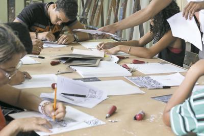 Liga de Arte ofrecerá clases virtuales y presenciales