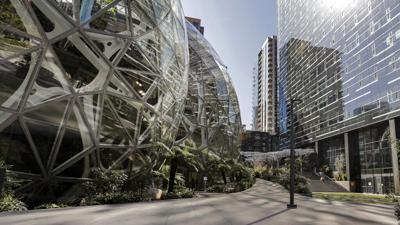 Amazon permitirá a algunos empleados trabajar a distancia de manera indefinida