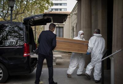 España reporta 769 muertes por el coronavirus en un día