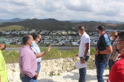 Desplazamiento de montaña afecta trabajos en la PR-9 en Ponce