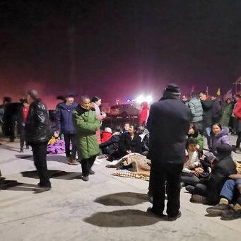 Un sismo causa daños y heridos en región china de Xinjiang