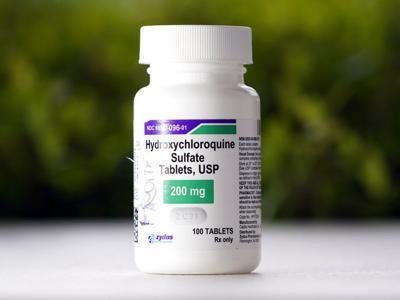 OMS pausa ensayos clínicos con hidroxicloroquina