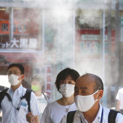 Tokio reporta un récord de 5,042 contagios en plenos Juegos Olímpicos