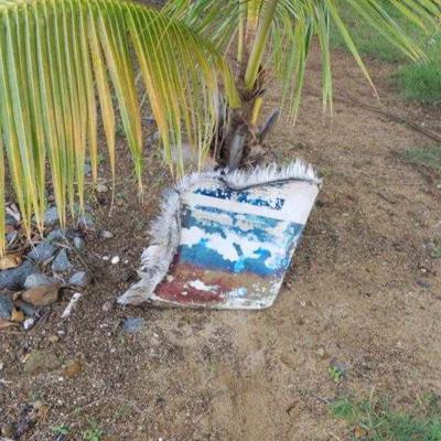 Embarcación hallada en Río Grande no pertenece a desaparecidos