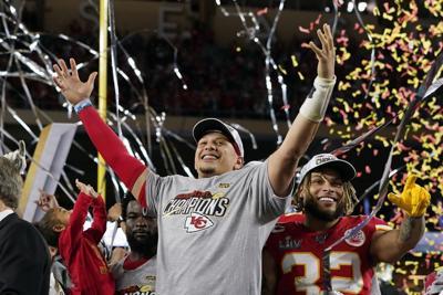 Chiefs ejercen opción de quinto año de Patrick Mahomes