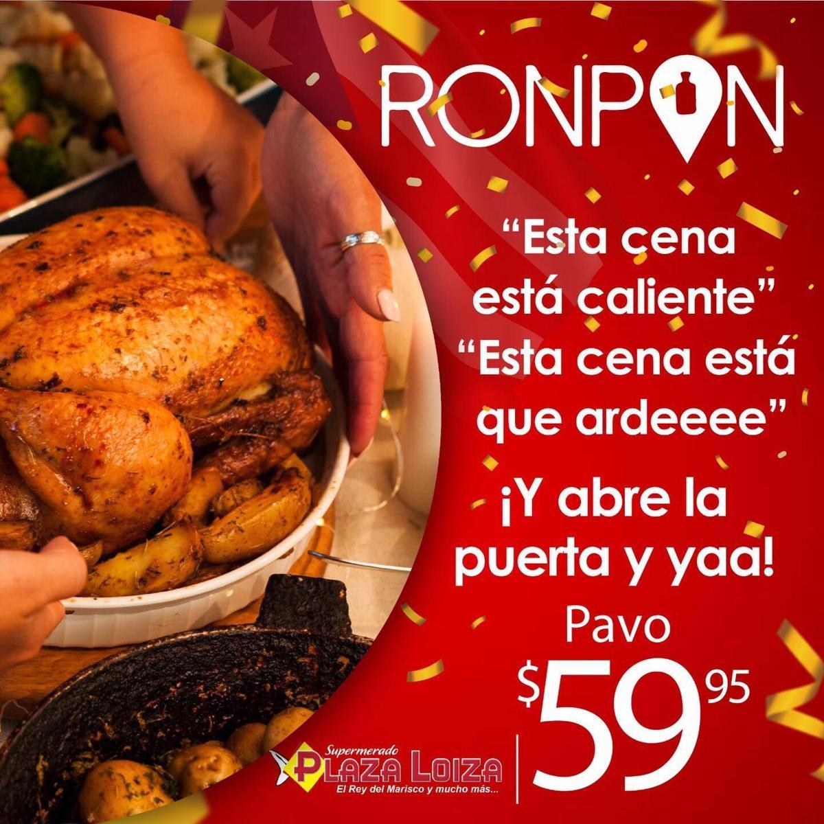 Ronpon-Plaza Loíza