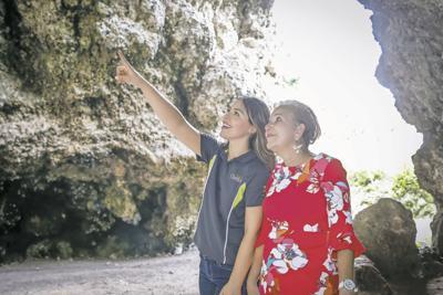 Renace el parque Cueva de las Abejas en Loíza