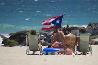 Playa, Vacaciones, Verano, Puerto Rico
