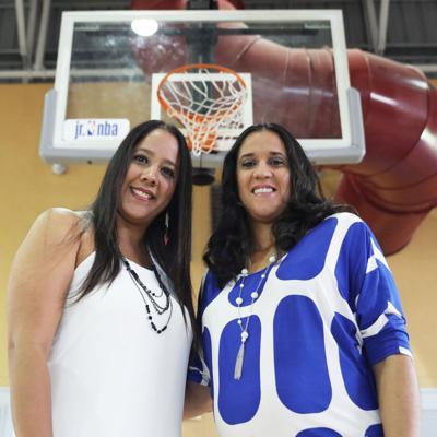 Dedican temporada 2019 del BSNF a las hermanas Cabrera
