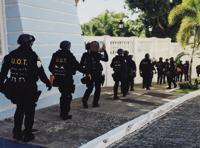 Juez Gelpí deniega moción para prohibir uso de unidad de Corrección en protesta