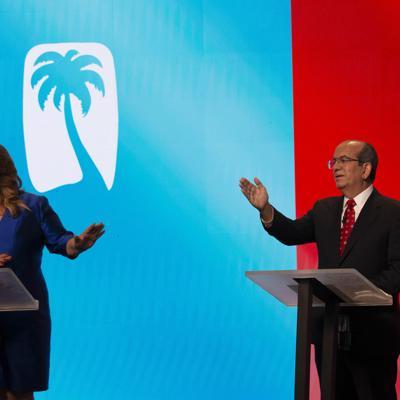 Caldeado debate de candidatos a Washington