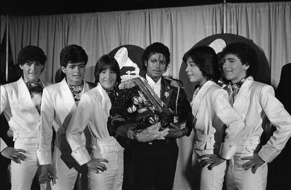 Menudo y Michael Jackson