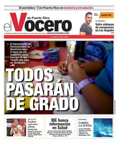 Audionoticias- 24 de abril de 2020