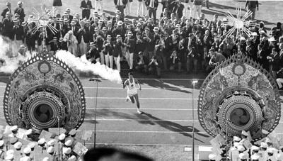 Igual que en el año 1964, Tokio enfrenta un gran desafío olímpico