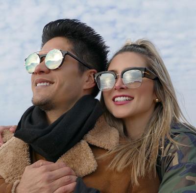 Chyno Miranda y Natasha Araos confirman que están separados hace un año