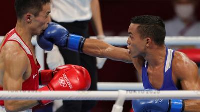 Federación de Boxeo retiene temporalmente a Yankiel Rivera