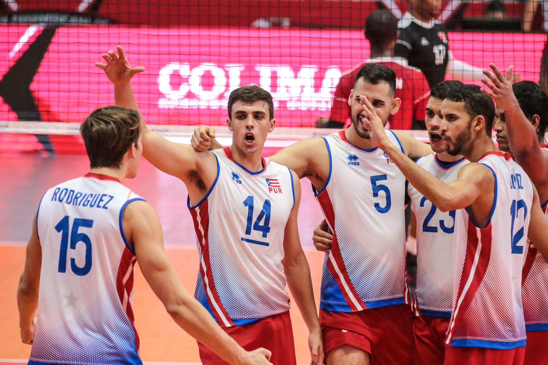 Lista la preselección nacional masculina de voleibol