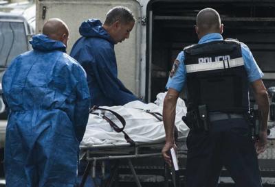 asesinato Santurce