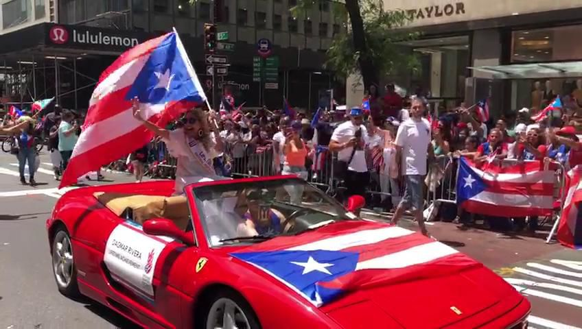 Video Dagmar Rivera Parada Puertorriqueña