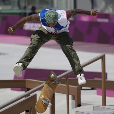 El skateboarding boricua ya ganó con los Juegos Olímpicos