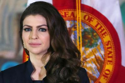 Florida First Lady Cancer