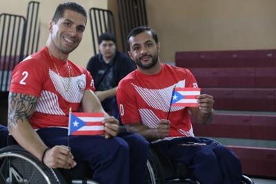 El turno en Lima es para los atletas paralímpicos