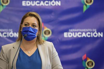 Esperanzada Elba Aponte en que Senado confirme su nombramiento