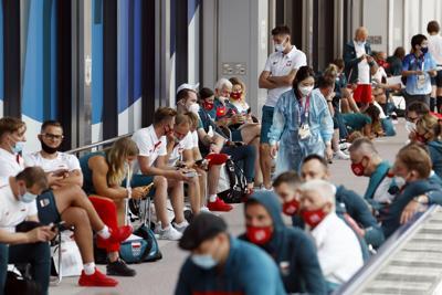 Más atletas arrojan positivo al covid antes de los Juegos Olímpicos